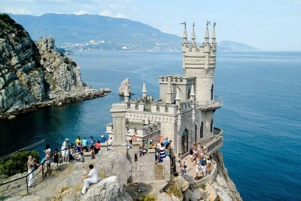 Пока билеты в Крым  продают только до 15 июня