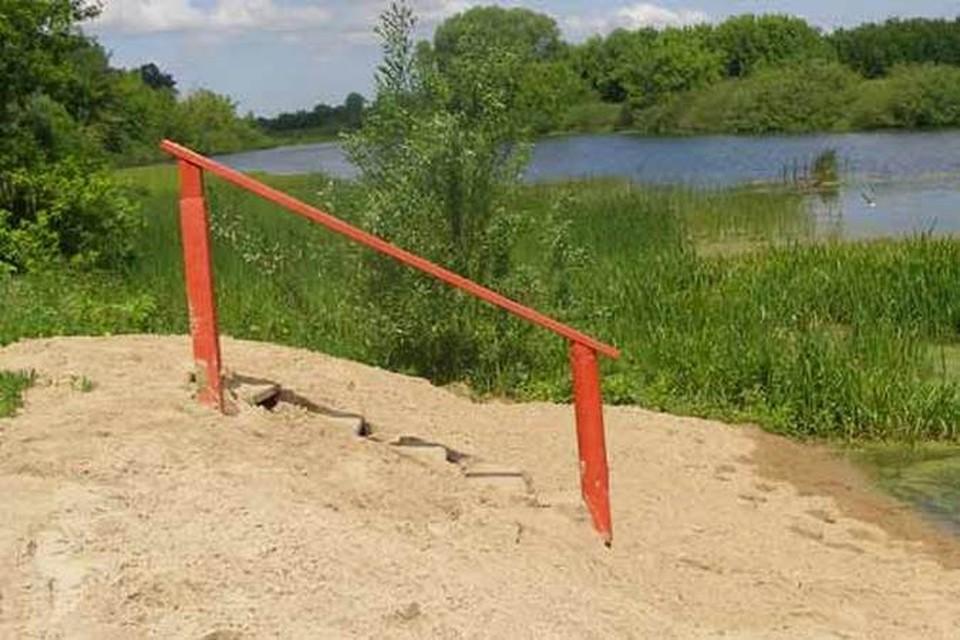 К приему отдыхающих на Ореховом озере все готово.