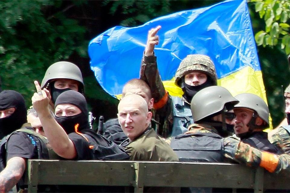 После обещания прекратить огонь Киев начал обстрелы с новой силой