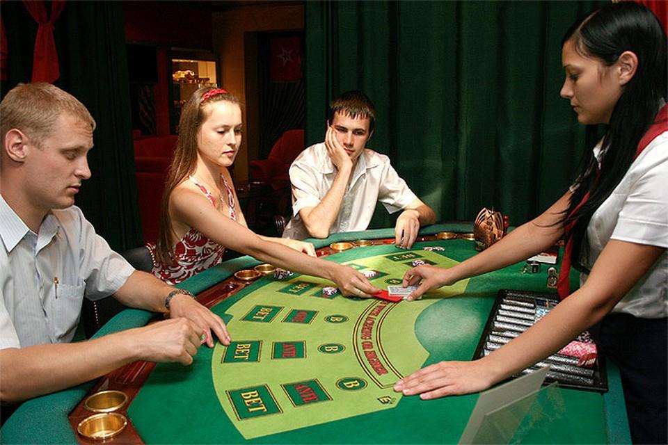 В Крыму и Сочи разрешили казино