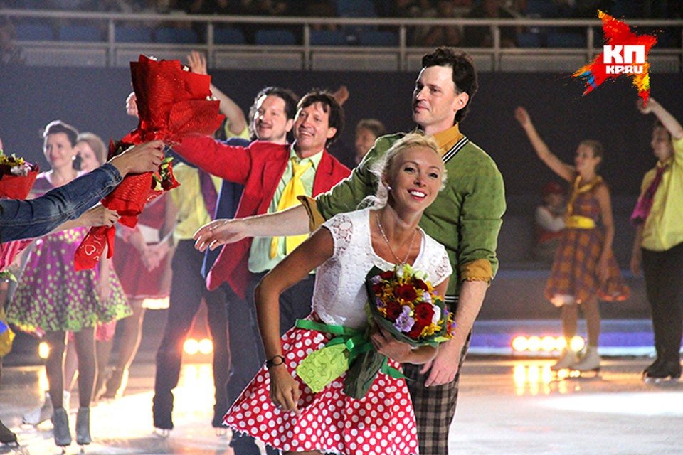Мюзикл «Огни большого города» признан самым масштабным ледовым спектаклем в мире