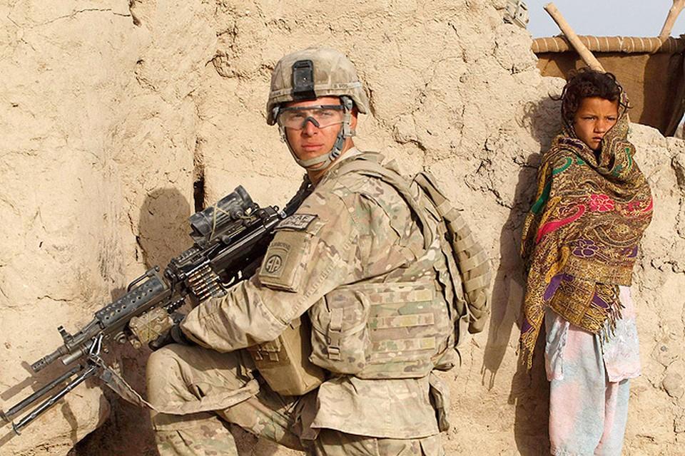 Пентагон обратился за помощью к Голливуду в экипировке солдат будущего