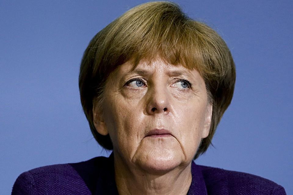 Канцлер Германии Ангела Меркель была в ярости, узнав об очередной свинье, которую подложили ей американцы