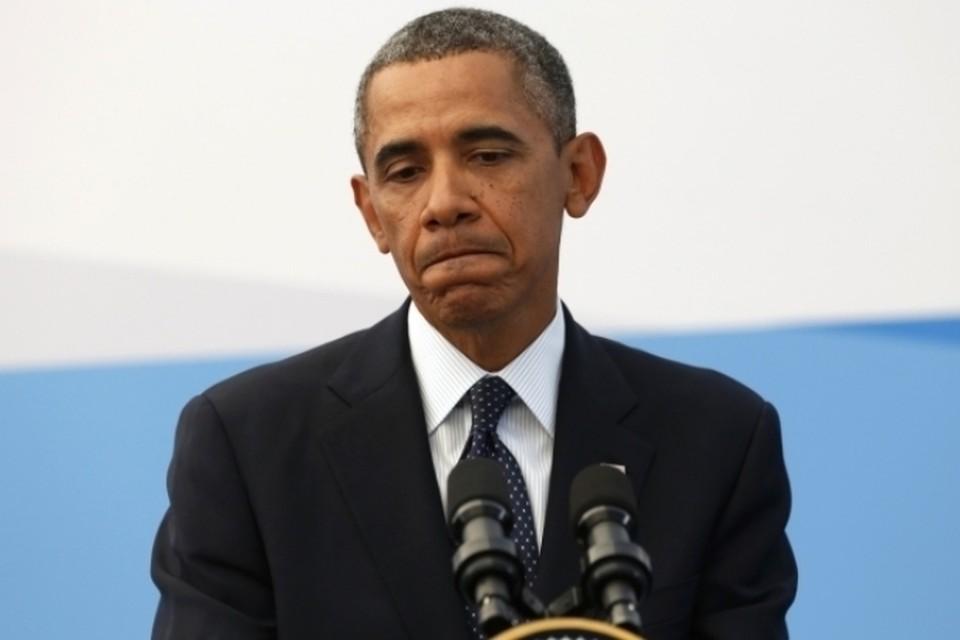 Президент США больше играет в гольф и ходит по приемам, чем занимается государственными делами