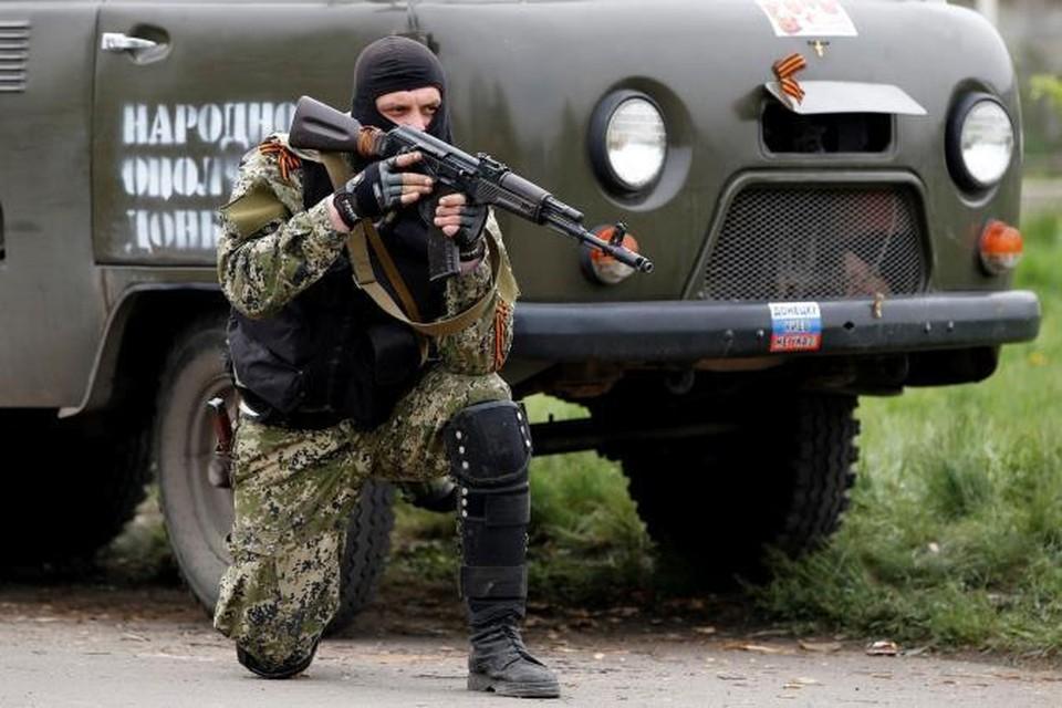 Донецк обстреливается с ночи 29 июля