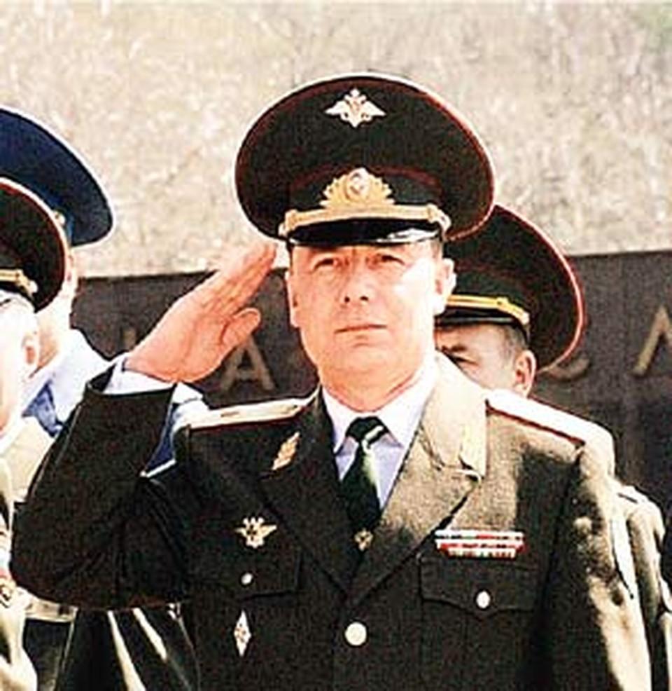 Генерал Виталий Гамов.