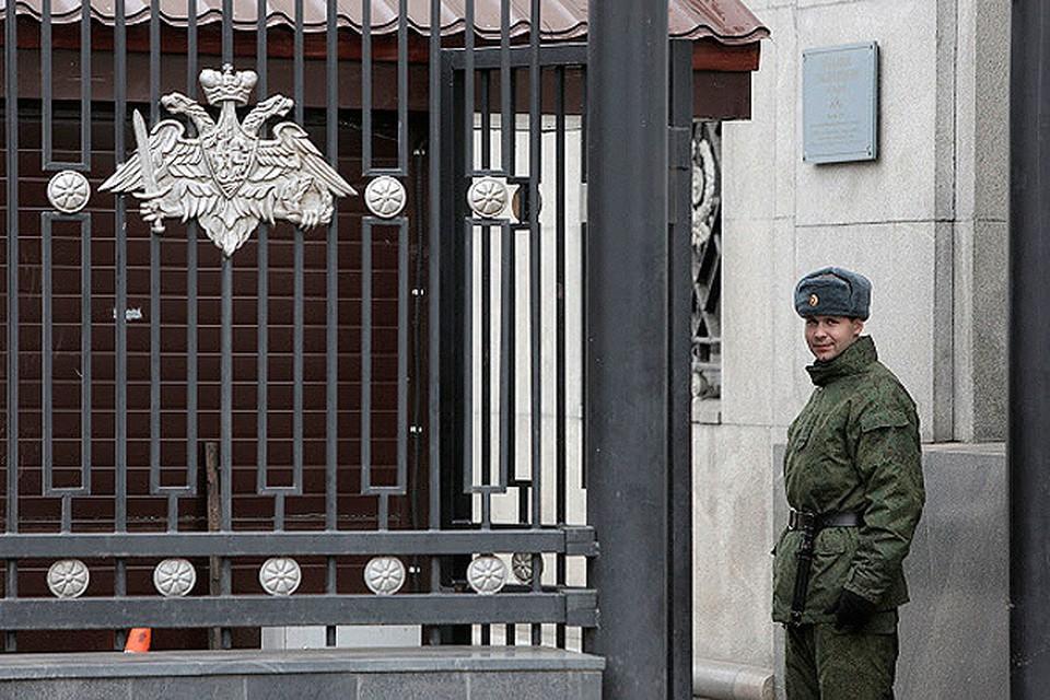 В Министерстве обороны России прокомментировали обвинение Киева о том, что российская военная техника якобы вторглась на Украину