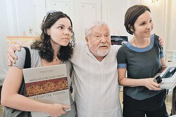 Сергей Соловьев: Кино я снимаю со скоростью света. А остальное время уходит на «буль-буль-буль»!