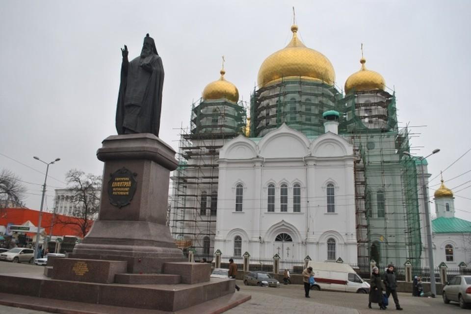 На Старом базаре Ростова четыре дня снимали передачу