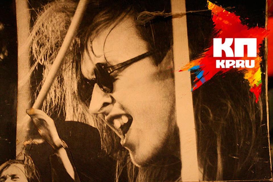 Легенда русского рока Егор Летов в 80-е за свои песни попал в психушку.      Фото: личный архив Федора Летова