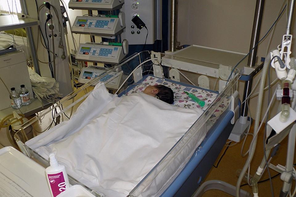 Новорожденную Мариям Сайфову готовят к операции