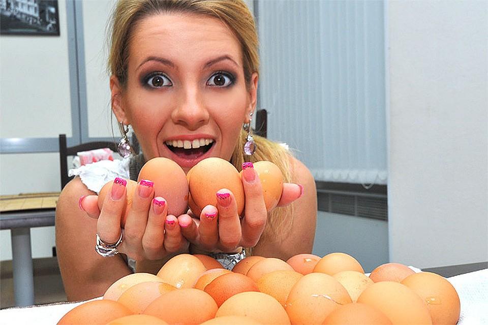 Яйца помогают похудеть - Arabioru