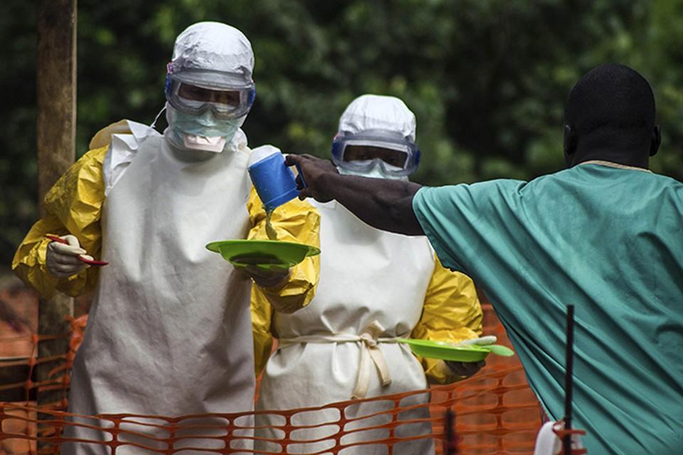 Пациент с подозрением на лихорадку Эбола госпитализирован в Техасе