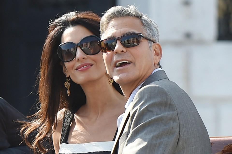 Клуни рассчитывал, что Питт будет шафером на свадьбе