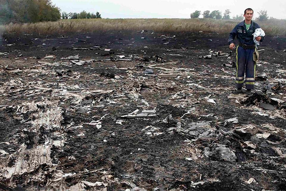 """Украинские власти продолжают спекулировать на крушении малазийского """"Боинга"""""""