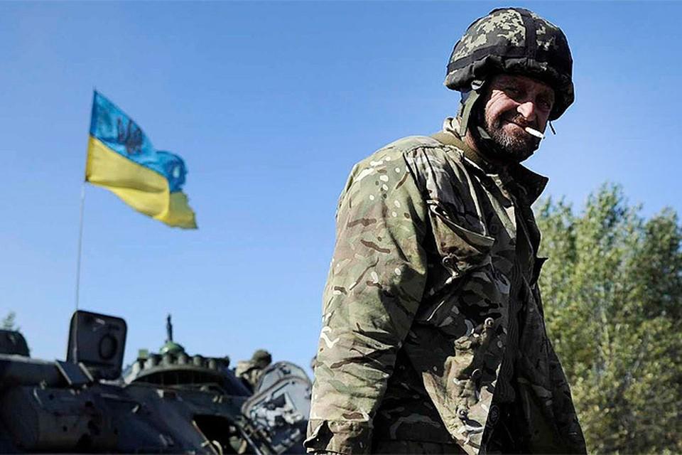 Украинские военные потерялись во времени