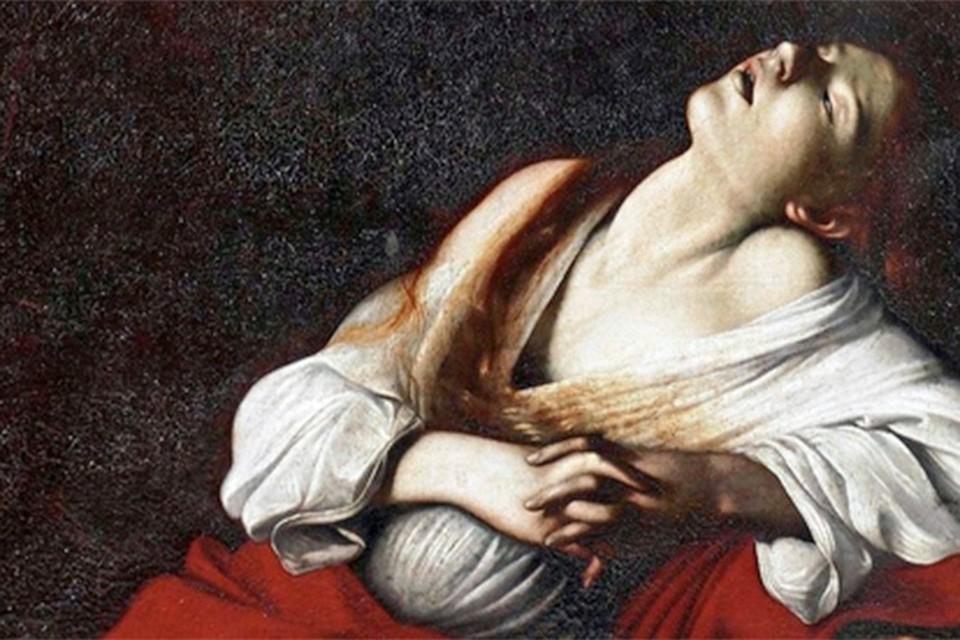 Найден подлинник картины «Экстаз Магдалины» Караваджо