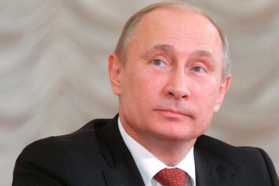Владимир Путин рассказал о здоровом образе жизни, пятой колонне и заговоре вокруг цен на нефть