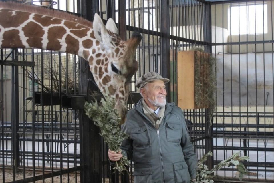 Николай Николаевич стремился установить прямой контакт с животными, и в этом желании ему старались не мешать.
