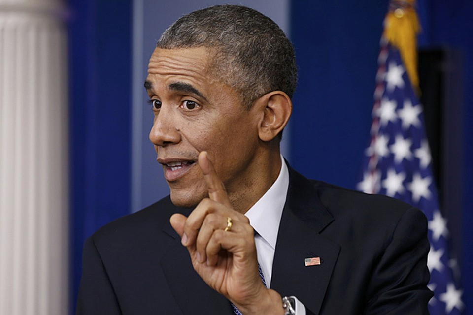 Обама всегда ведет себя опрометчиво в словах и поступках, подобно обезьяне в тропическом лесу
