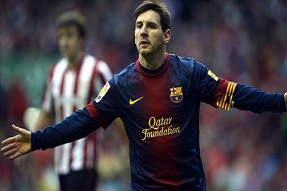 27-летний супербомбардир Лионель Месси стал самым дорогим футболистом мира