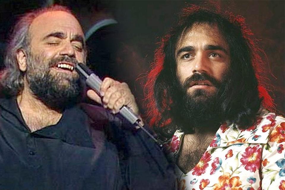 Ушел из жизни певец Демис Руссос