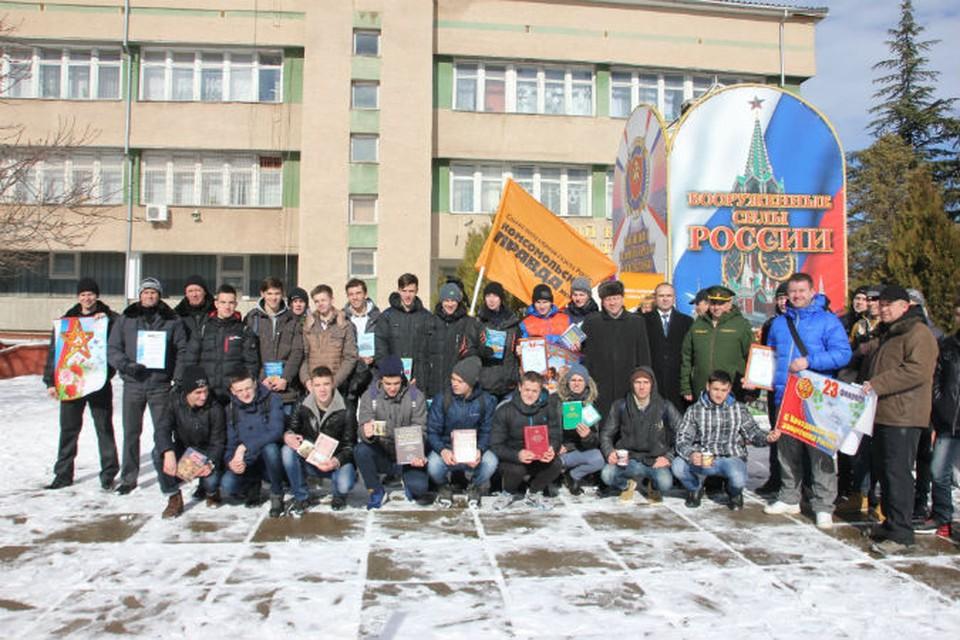 Акция была приурочена ко Дню Защитника Отечества. В соревнованиях участвовали 5 команд.