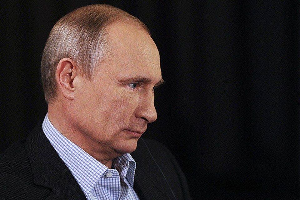 Путин пообещал адекватный ответ на любое давление на Россию