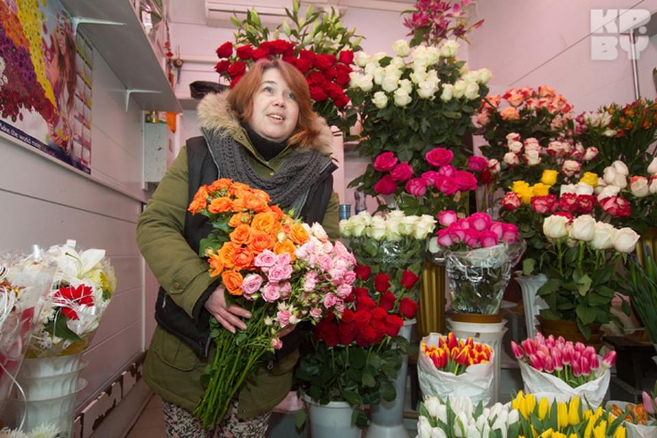 Пока белорусы готовятся к празднику, цветочники делают неутешительные прогнозы.