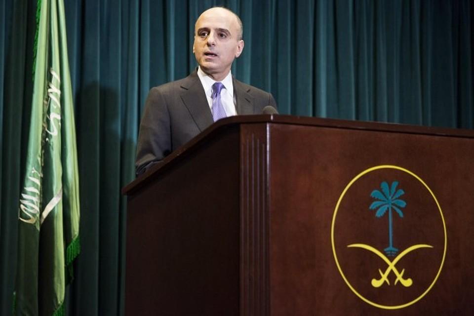 Посол  Саудовской Аравии в Вашингтоне Адель аль-Джубейр