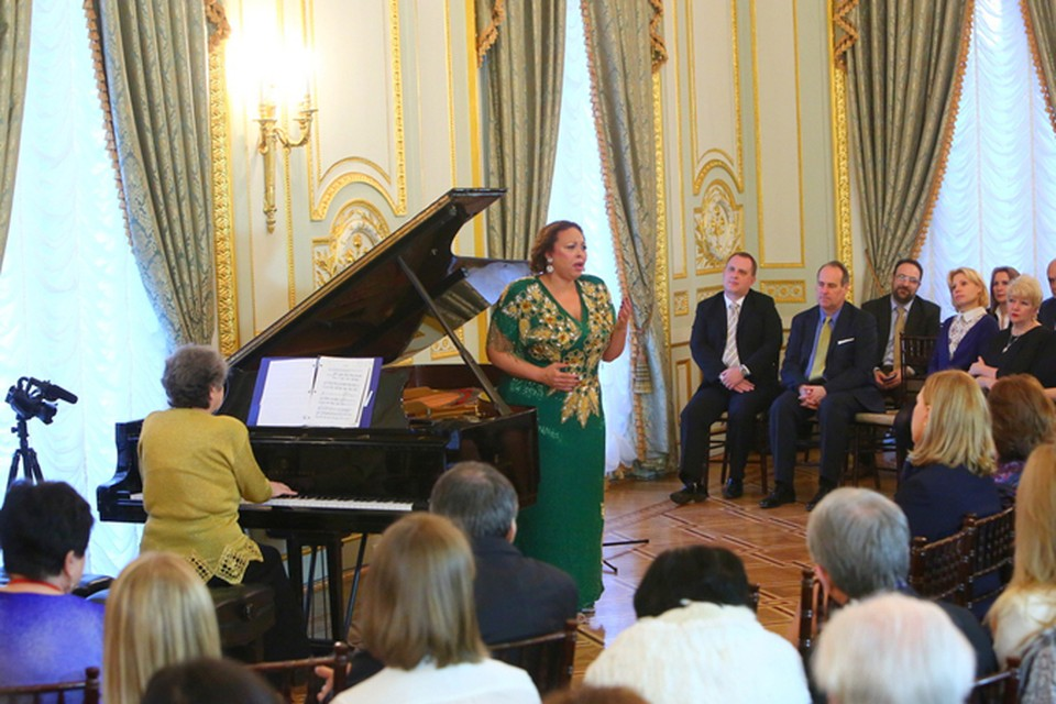 В Нью-Йорке концертом отметили день рождения Чайковского