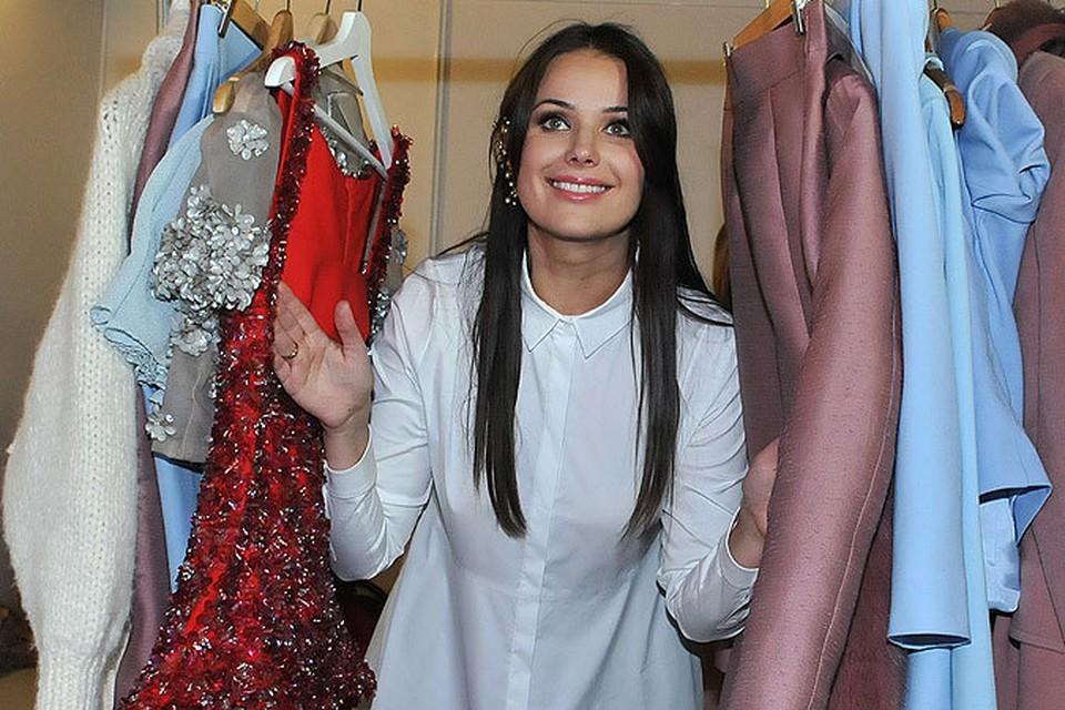 Оксана Федорова представила на Неделе моды новую коллекцию