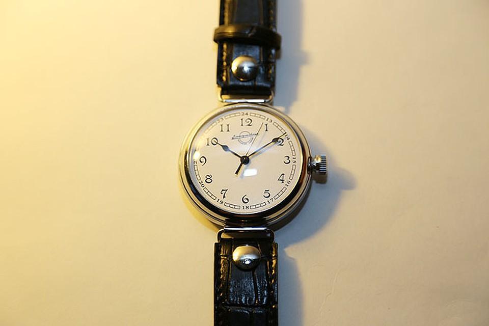 503704420ed1 Златоустовский часовой завод «Агат»  Часы Победы с русским характером