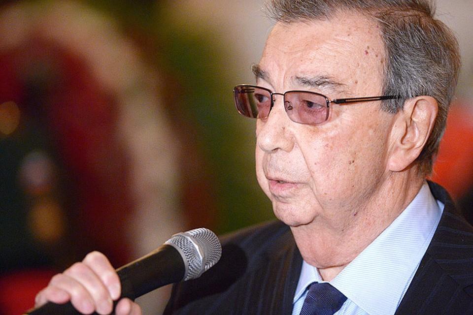 Примаков стал лауреатом высших наград Российского книжного Союза