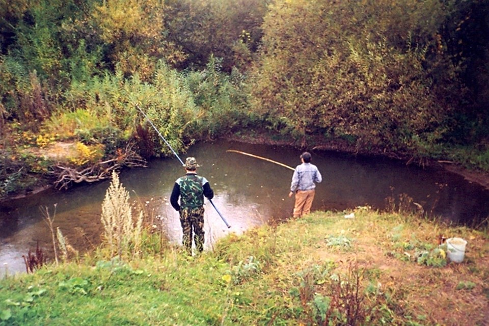 кемеровская рыбалка весенний запрет