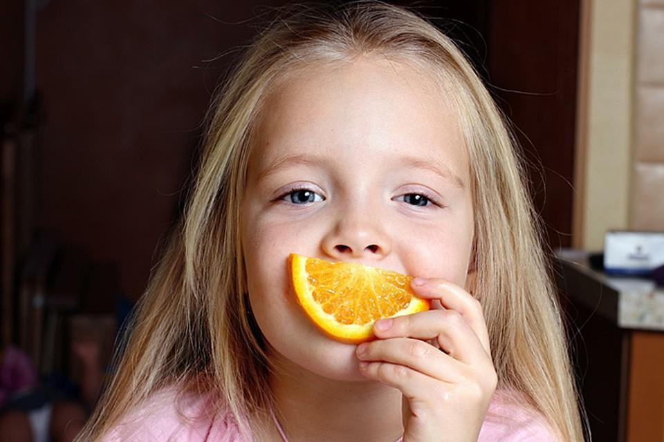 Наиболее богаты витамином С цитрусовые