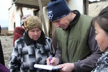 В Хакасии на пепелище начинается глобальная стройка