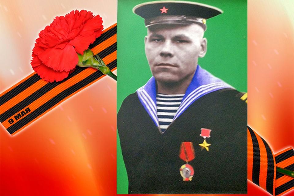 Александр Васильевич освобождал Белоруссию в составе Днепровской военной флотилии. Фото: личный архив.