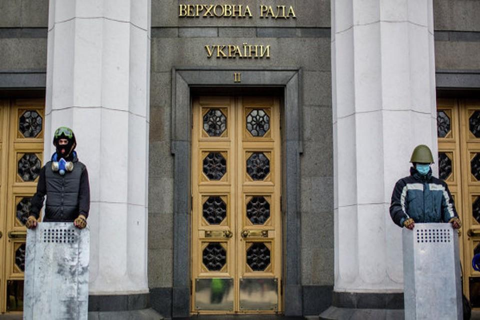 Киев официально отказался соблюдать права человека в Донбассе