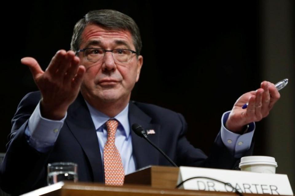 Министр обороны США Эштон Картер собрал в немецком Штутгарте два десятка  американских военных и дипломатов