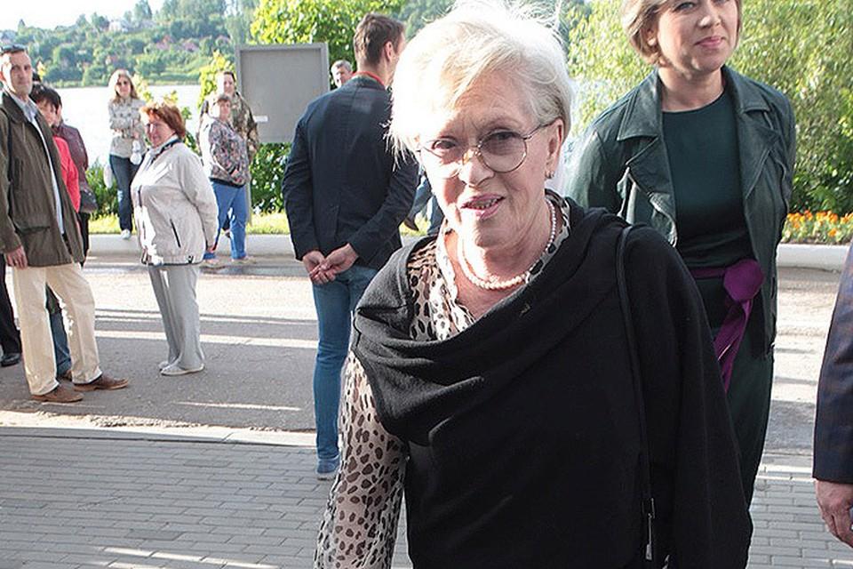 Алиса Фрейндлих получила главный приз кинофестиваля «Зеркало»