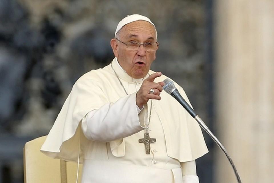 Секс с архиепископом