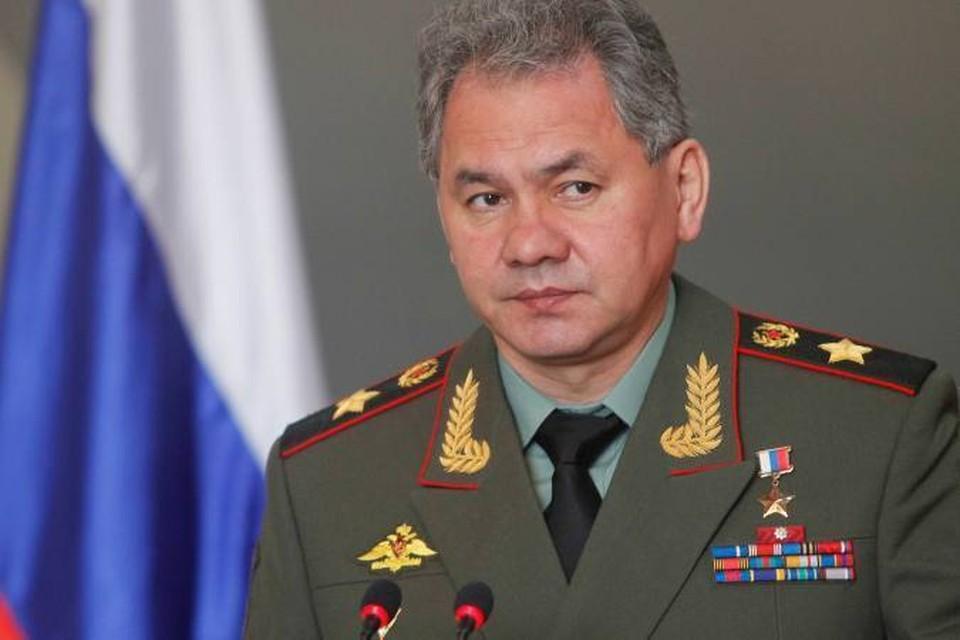 Шойгу напомнил, что Россия помогает Киргизии укреплять национальную армию
