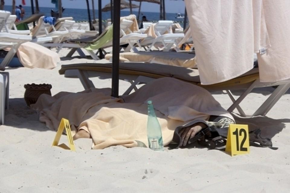 Во время теракта на пляже тунисского курорта Эль-Кантауи близ города Сус 26 июня могла погибнуть женщина из России 54-летняя Татьяна Хоменко