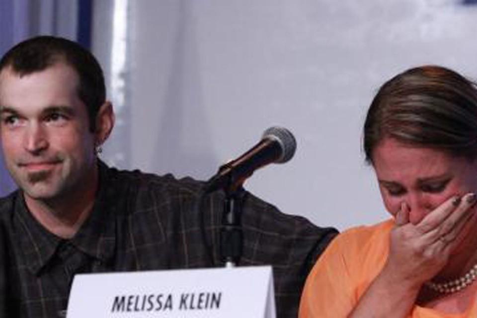 Аарон и Мелисса Кляйн держали пекарню в городе Грешам. Теперь они вынуждены работать дома, так как пекарню пришлось закрыть из-за постоянных нападок