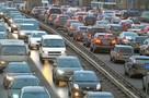 Ремонт на Пулковском шоссе обернулся гигантской пробкой