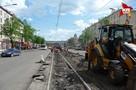 Аман Тулеев недоволен ремонтом проспекта Курако в Новокузнецке