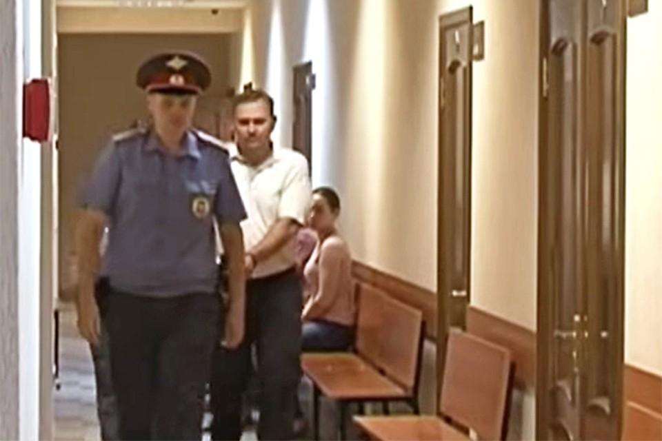 Александр Сергеев находится под судом и следствием за убийство зоозащитницы Людмилы Сафоновой. Фото: 1tv.ru