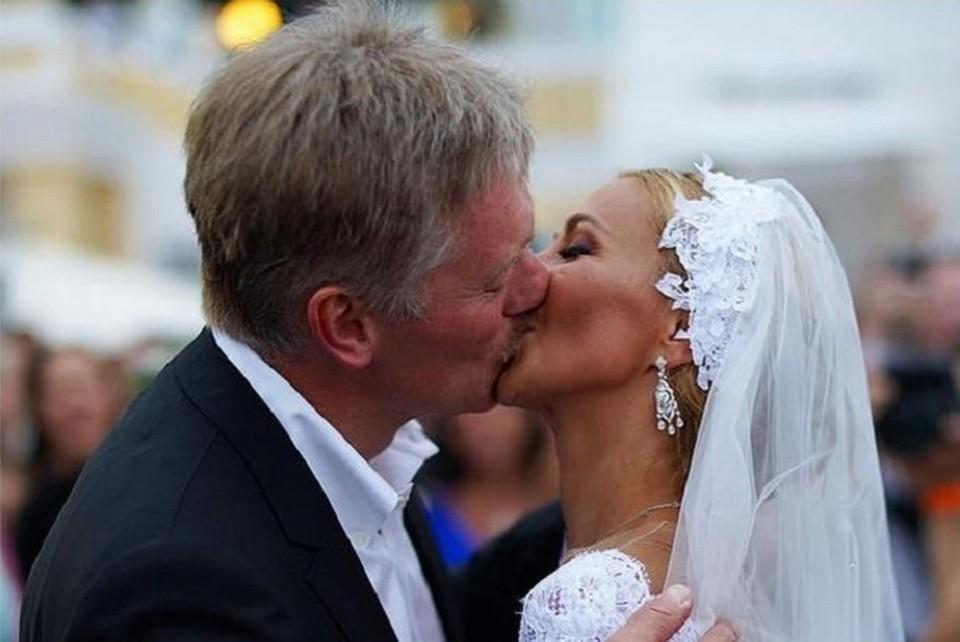 В Сети появилось свадебное видео Пескова и Навки Фото: Олег Митволь / instagram.com/mitvoltv