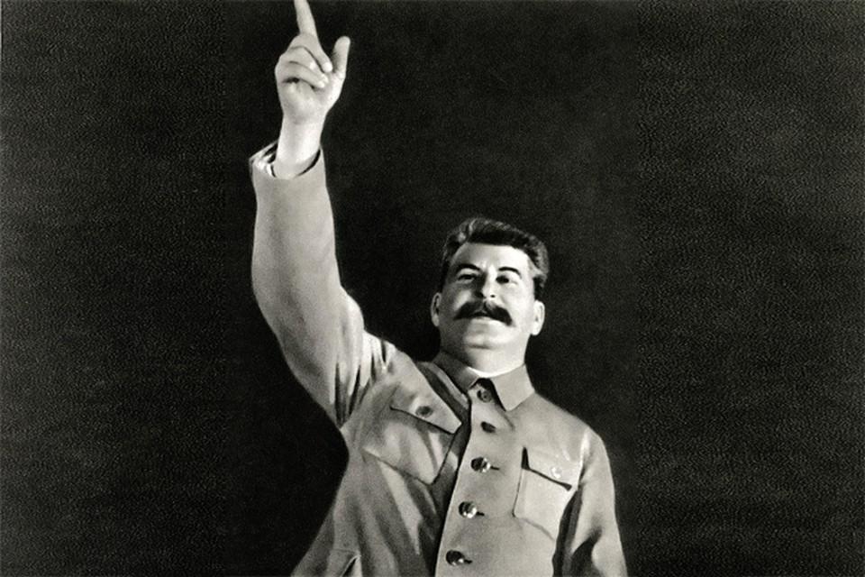 После разгрома Германии Сталин верил в победу социализма во всем мире.